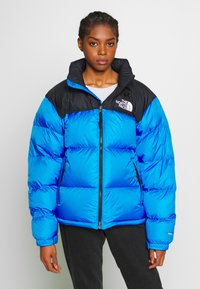 The North Face - 1996 RETRO NUPTSE JACKET - Piumino - clear lake blue - 4