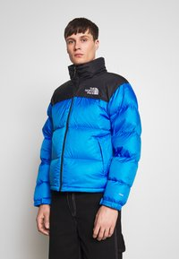 The North Face - 1996 RETRO NUPTSE JACKET - Piumino - clear lake blue - 0