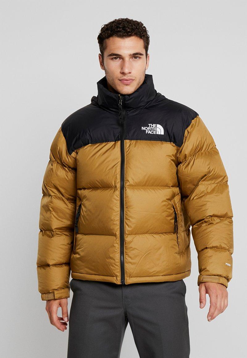 The North Face - RETRO NUPTSE JACKET - Dunjakke - british khaki