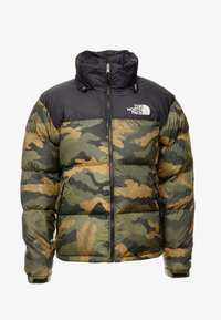 The North Face - 1996 RETRO NUPTSE JACKET UNISEX - Piumino - burnt olive - 4