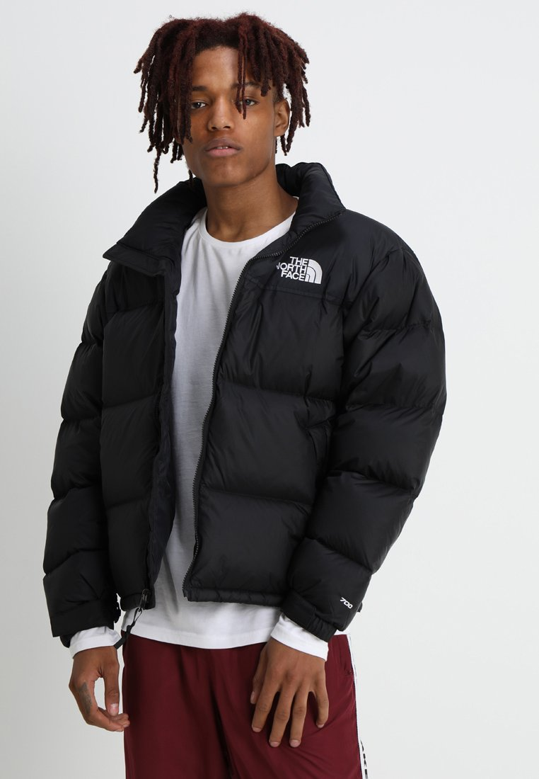 The North Face - RETRO NUPTSE JACKET - Dunjacka - black