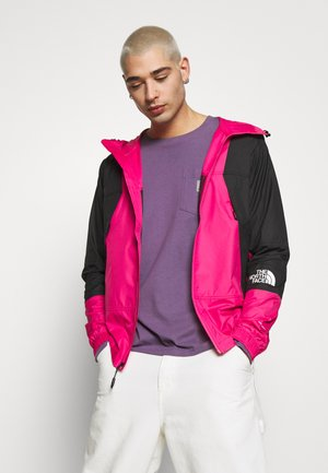 MOUNTAIN LIGHT WINDSHELL JACKET - Wiatrówka - pink