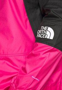The North Face - MOUNTAIN LIGHT WINDSHELL JACKET - Wiatrówka - pink - 5