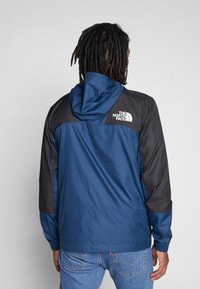 The North Face - MOUNTAIN LIGHT WINDSHELL JACKET - Wiatrówka - blue wing teal - 2