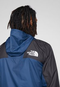 The North Face - MOUNTAIN LIGHT WINDSHELL JACKET - Wiatrówka - blue wing teal - 4