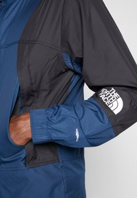 The North Face - MOUNTAIN LIGHT WINDSHELL JACKET - Wiatrówka - blue wing teal - 6