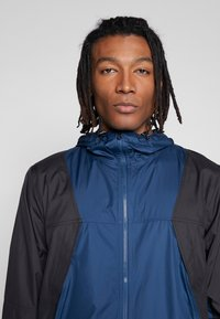 The North Face - MOUNTAIN LIGHT WINDSHELL JACKET - Wiatrówka - blue wing teal - 3