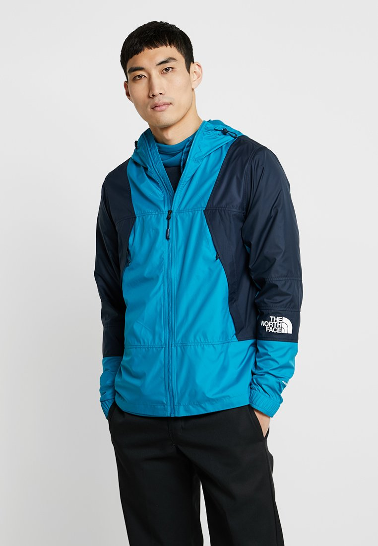 The North Face - MOUNTAIN LIGHT WINDSCHELL JACKET - Kurtka wiosenna - crystal teal