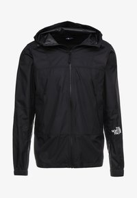 The North Face - MOUNTAIN LIGHT WINDSHELL JACKET - Wiatrówka - black - 5