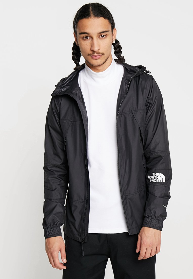 The North Face - MOUNTAIN LIGHT WINDSHELL JACKET - Windjack - black