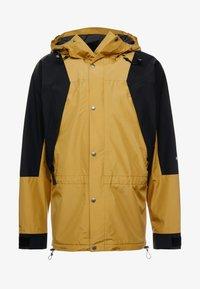 The North Face - RETRO MOUNTAIN LIGHT JACKET - Waterproof jacket - british khaki - 6