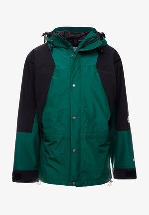 RETRO MOUNTAIN LIGHT JACKET - Regnjakke / vandafvisende jakker - night green