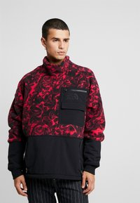 The North Face - RAGE CLASSIC  - Bluza z polaru - rose red - 0