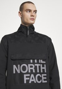 The North Face - GRAPHIC COLLECTION ZIP - Sweatshirt - black - 3