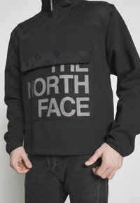The North Face - GRAPHIC COLLECTION ZIP - Sweatshirt - black - 6