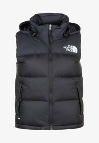The North Face - RETRO NUPTSE - Waistcoat - black - 0