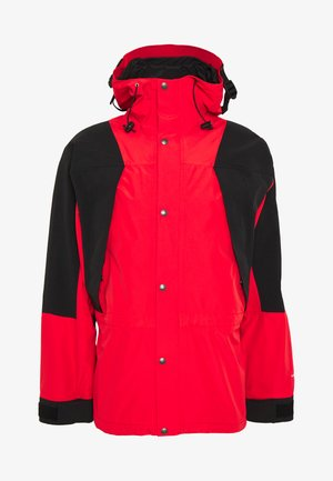 RETRO MOUNTAIN FUTURE LIGHT JACKET - Lehká bunda - fiery red
