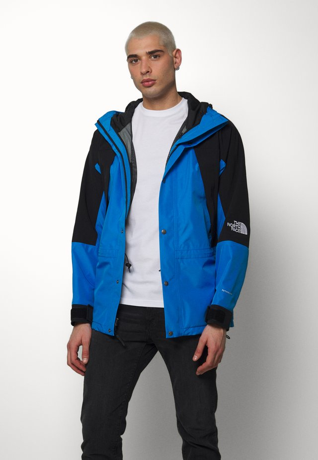 RETRO MOUNTAIN FUTURE LIGHT JACKET - Chaqueta fina - clear lake blue