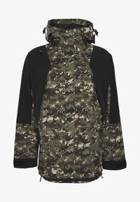 The North Face - RETRO MOUNTAIN FUTURE LIGHT JACKET - Lett jakke - olive - 4