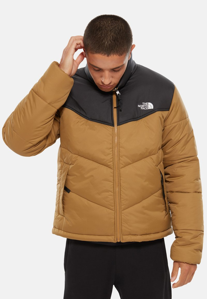 The North Face - SYNTHETIC - Talvitakki - beige