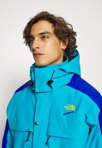 The North Face - EXTREME RAIN JACKET - Summer jacket - meridian blue combo - 3
