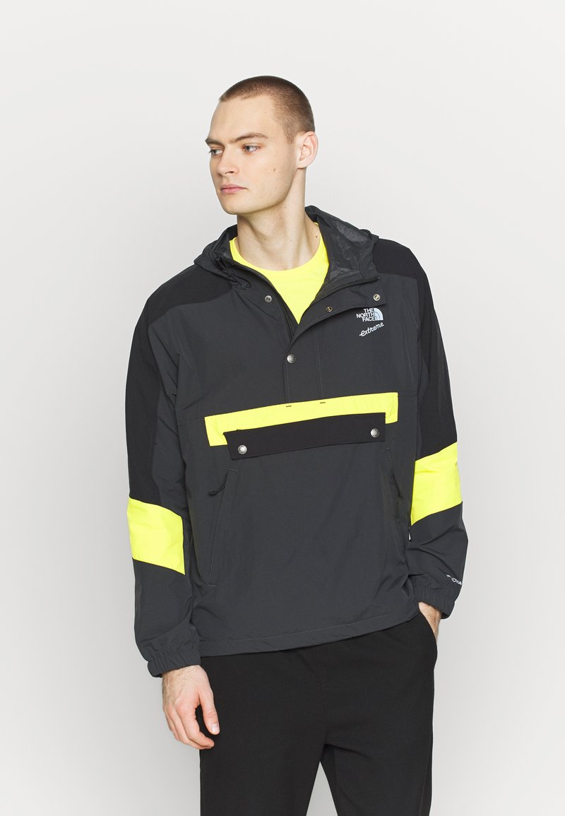 The North Face - EXTREME WIND - Windbreaker - asphalt grey