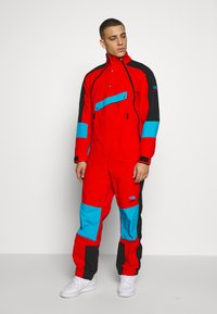 The North Face - EXTREME WIND SUIT - Windbreaker - fiery red combo - 0