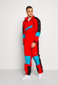 The North Face - EXTREME WIND SUIT - Windbreaker - fiery red combo - 1