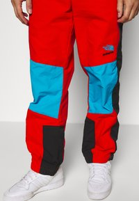 The North Face - EXTREME WIND SUIT - Windbreaker - fiery red combo - 3