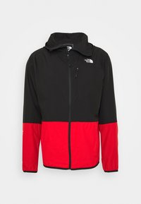 The North Face - Summer jacket - fiery red/black - 0