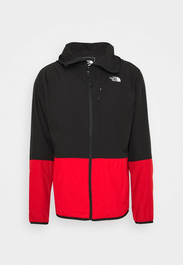 Chaqueta fina - fiery red/black