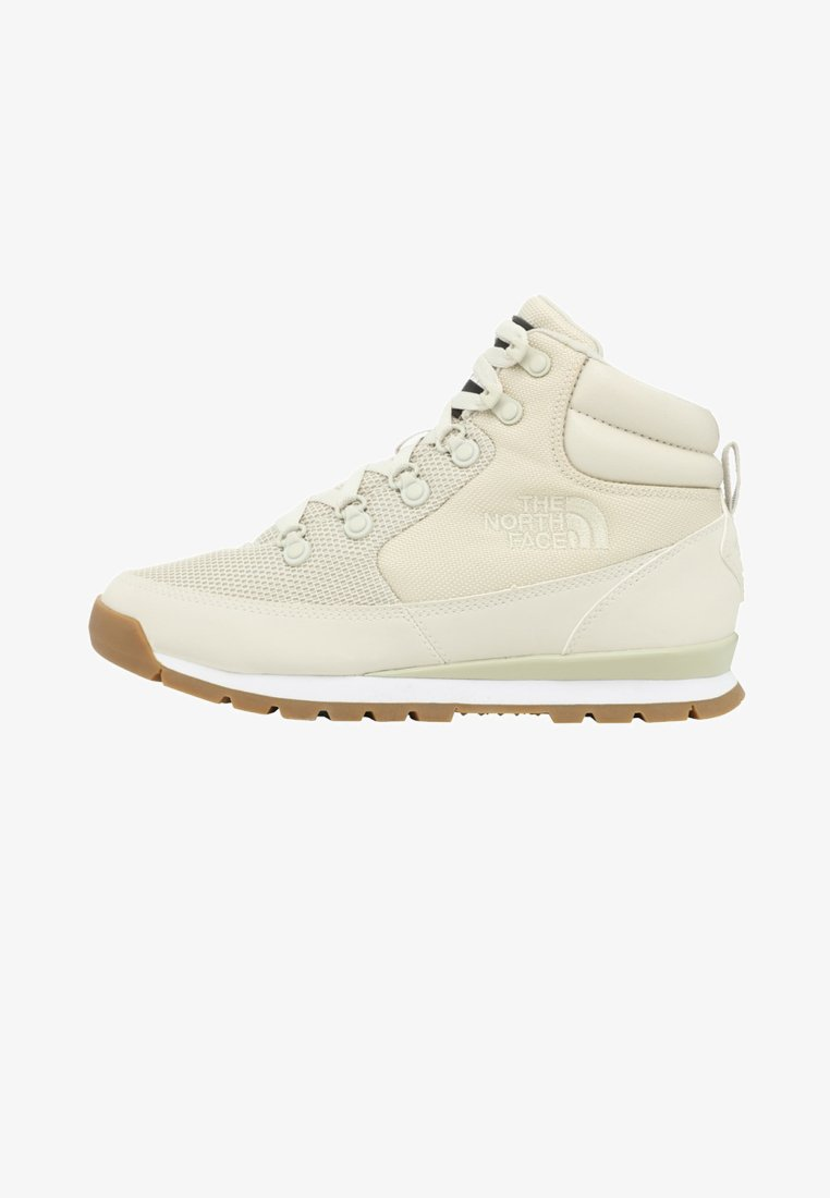 The North Face - W BACK-TO-BERKELEY REDUX REMTLZ - High-top trainers - bone white