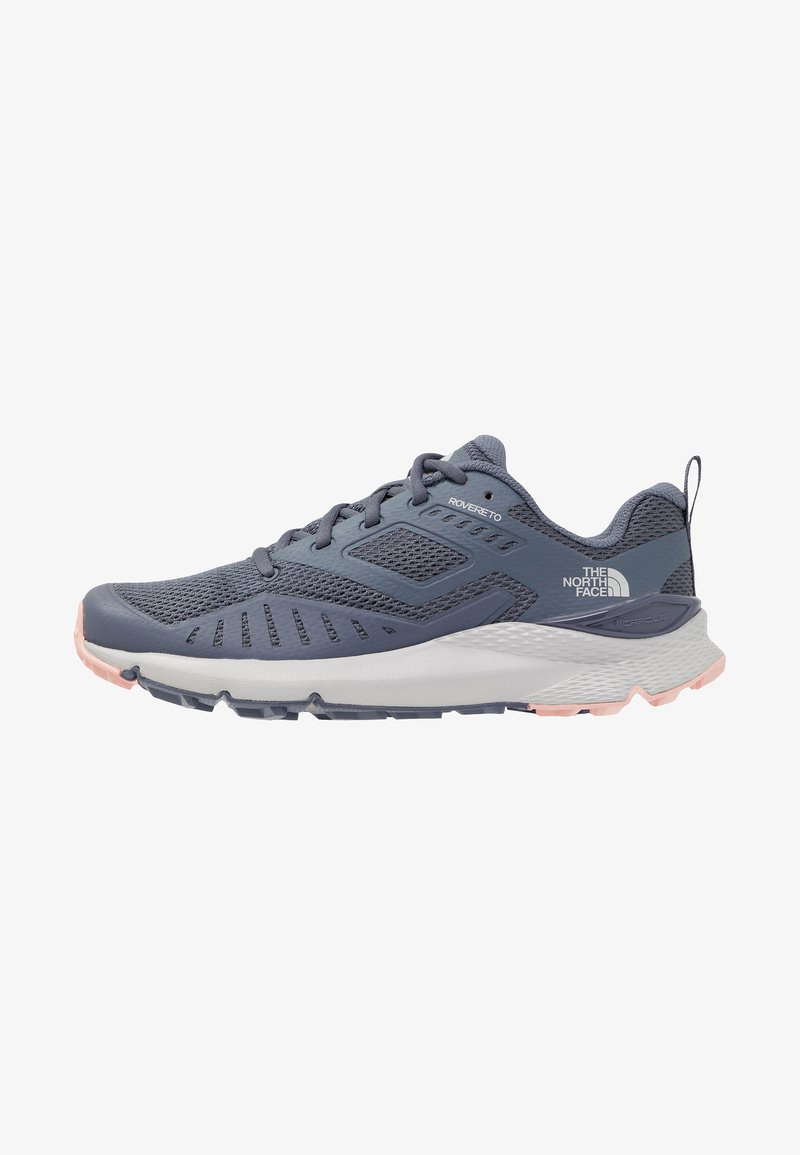 The North Face - ROVERETO  - Løbesko trail - grisaille grey/tin grey