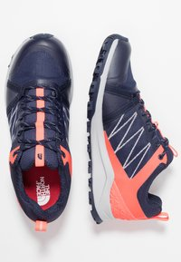 The North Face - LITEWAVE FP II GTX - Hiking shoes - peacoat navy - 1