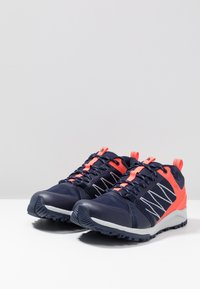 The North Face - LITEWAVE FP II GTX - Hiking shoes - peacoat navy - 2