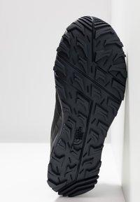The North Face - LITEWAVE FP II GTX - Hiking shoes - black/ebony - 4