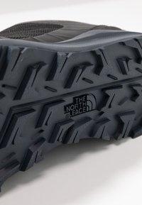 The North Face - LITEWAVE FP II GTX - Hiking shoes - black/ebony - 5