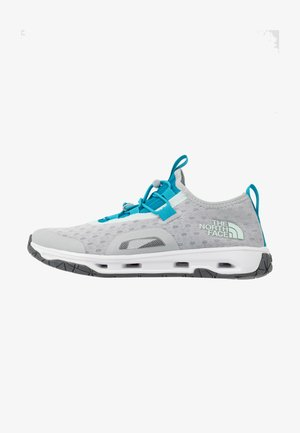 SKAGIT WATER SHOE - Vandsportssko - high rise grey/caribbean sea