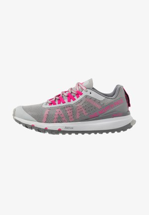 ULTRA SWIFT - Obuwie do biegania treningowe - griffin grey/pink