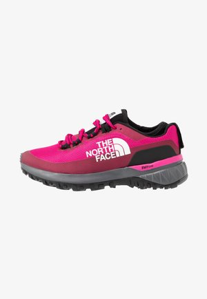 ULTRA TRACTION - Trail running shoes - pink/black