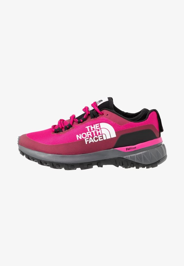 ULTRA TRACTION - Zapatillas de trail running - pink/black