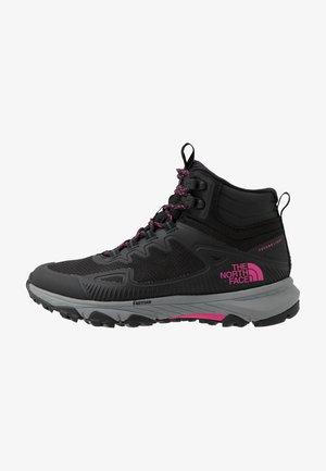 WOMEN'S ULTRA FASTPACK IV MID FUTURELIGHT - Hikingsko - black/mr. pink