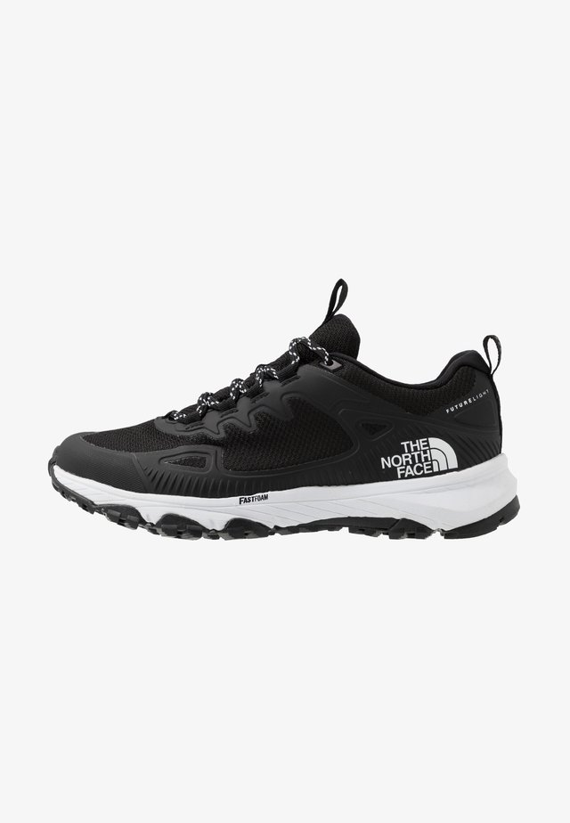 WOMEN'S ULTRA FASTPACK IV FUTURELIGHT - Obuwie hikingowe - black/white
