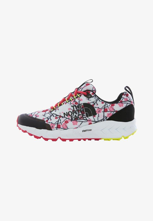 W SPREVA TOKYO - Sneakers - cherry blossom print/ tnf black