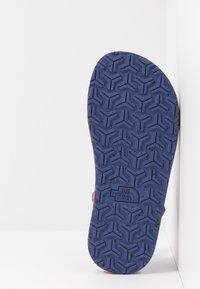 The North Face - WOMEN'S SKEENA - Walking sandals - wild aster purple/bright navy - 4