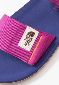 The North Face - WOMEN'S SKEENA - Walking sandals - wild aster purple/bright navy - 5