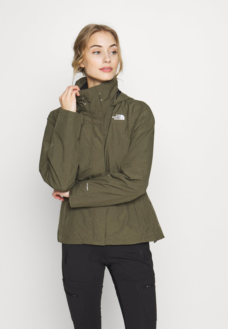 The North Face - SANGRO JACKET - Hardshell jacket - khaki/olive