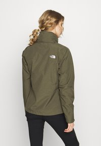 The North Face - SANGRO JACKET - Hardshell jacket - khaki/olive - 3