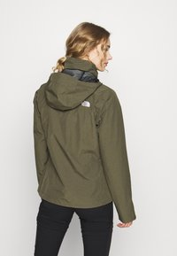 The North Face - SANGRO JACKET - Hardshell jacket - khaki/olive - 2