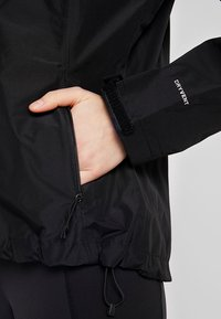 The North Face - SANGRO JACKET - Hardshell jacket - tnf black - 5
